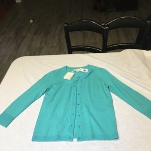 NWT Kate Spade Cashmere & Wool Sweater